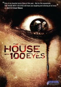 house with 100 eyes 211x300 - House With 100 Eyes, The (DVD)