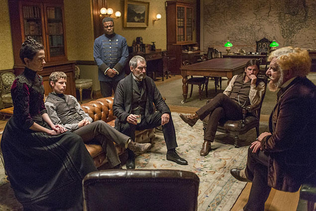 pennydreadful202a - Aim High for These Clips and Images from Penny Dreadful Episode 2.02 - Verbis Diablo