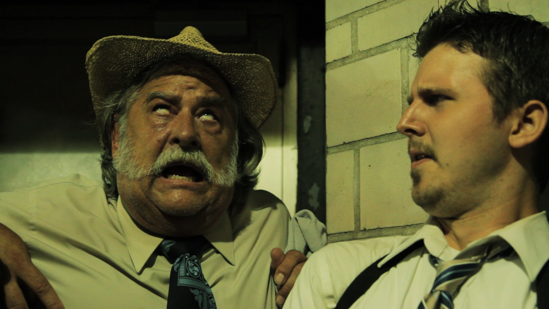shabby 2 - New Stills and Full Trailer Arrive for Dick Johnson & Tommygun vs. The Cannibal Cop