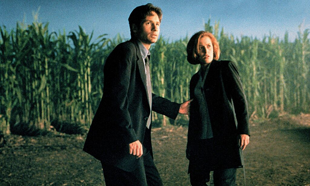 xfiles 1024x614 - From Pet Sematary to City of the Dead: 10 Awesome Things George Romero Almost Made