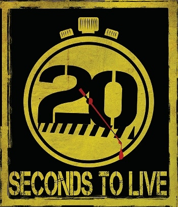 20secondstolive logo - Exclusive: Ben Rock Talks 20 Seconds to Live; See the First Episode Now!