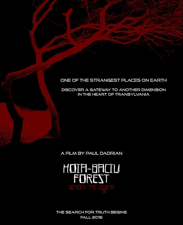 Hoia-Baciu Forest- Beyond the Legend Poster