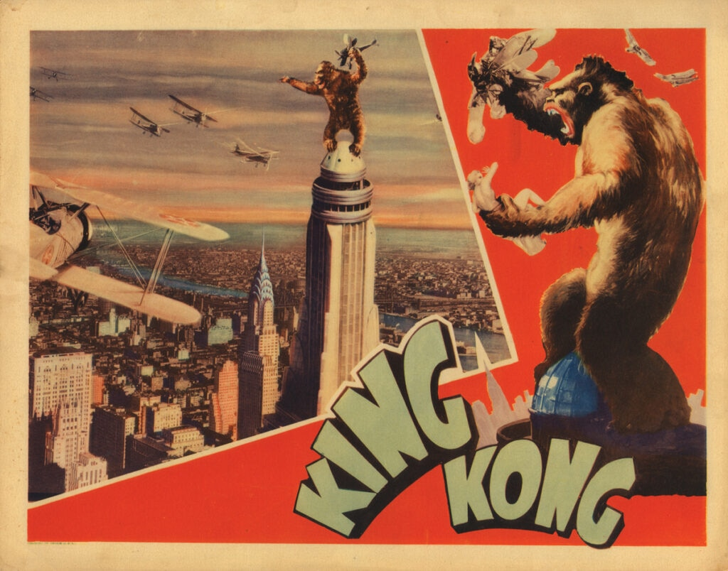 KingKong 1024x804 - Horror History: KING KONG (1933) Is Now 88 Years Old