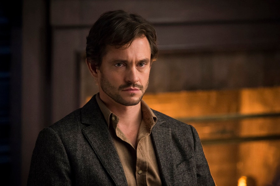 NUP 166482 0416 - Hugh Dancy Not Done With Hannibal Yet...
