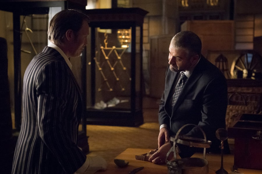 NUP 166755 0143 - Jack Says a Sad Farewell in this Clip from Hannibal Episode 3.05 – Contorno