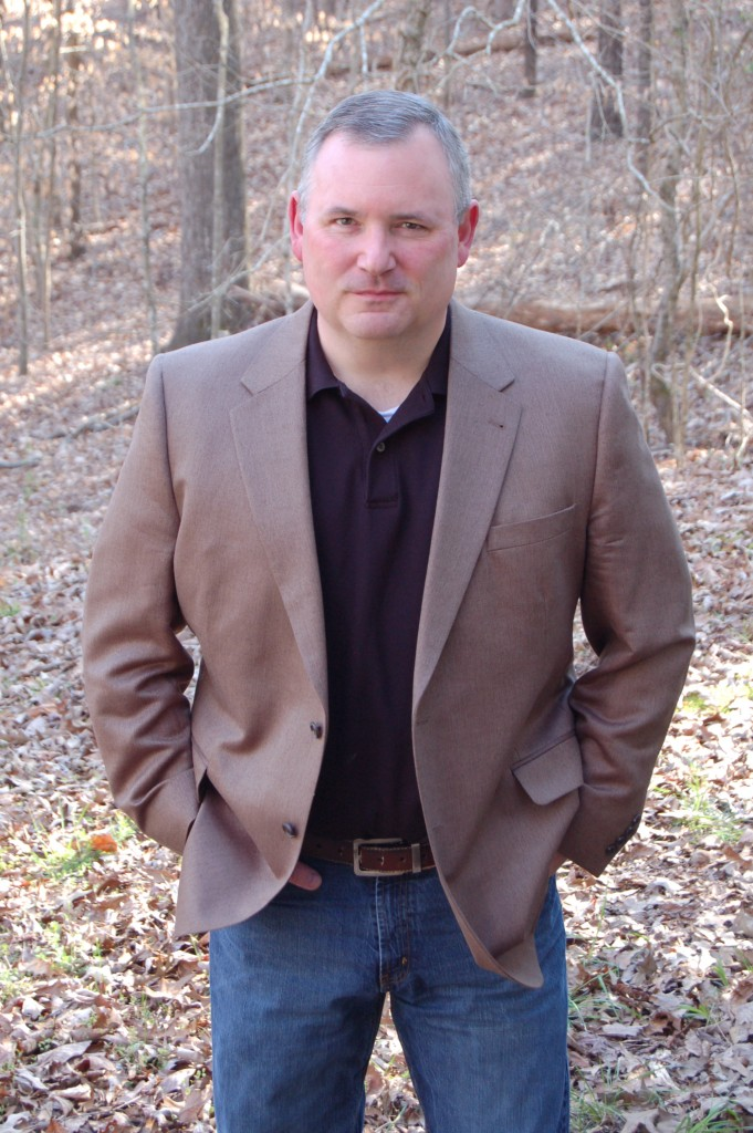 Scott Hawkins Author Photo