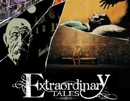 ext - Animated Film Extraordinary Tales Has Extraordinary Cast; Coming in October