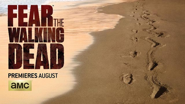 fear the walking dead s - #SDCC15: New Fear the Walking Dead Poster Shambles to San Diego