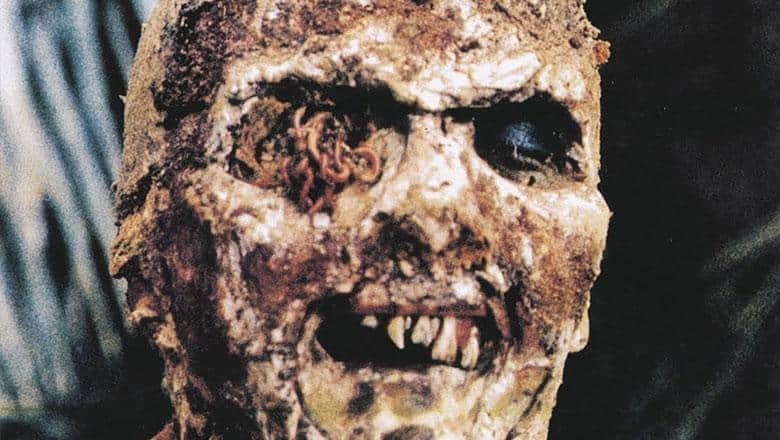 maggot - 10 of Horror's Most Memorable Movie Zombies