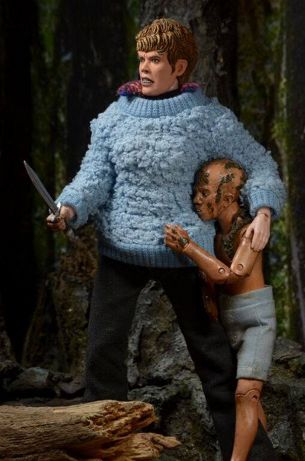 Neca Friday the 13th Pam and Young Jason