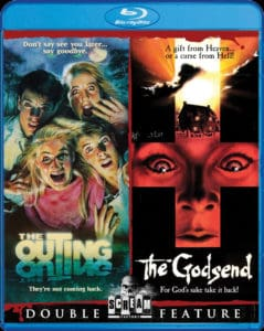 outing godsend 239x300 - Outing, The / Godsend, The (Blu-ray)