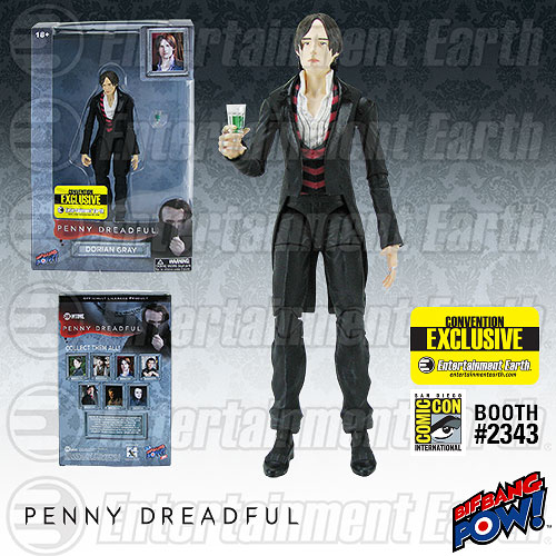 sdcc15 doriangray - #SDCC15: Another Pair of Penny Dreadful Exclusives Plus Reeve Carney Signing Announced!