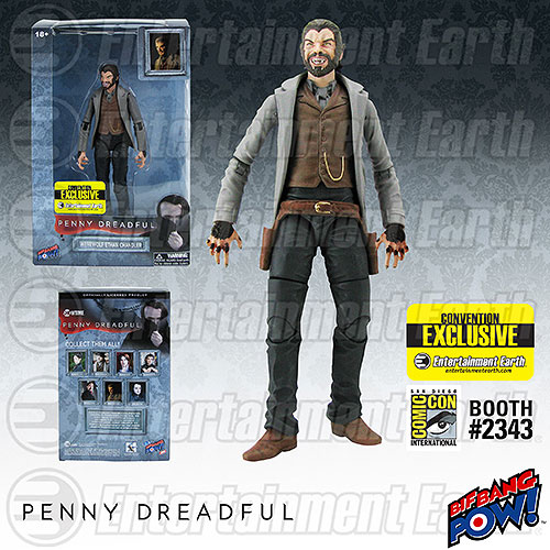 sdcc15 ethanwerewolf - #SDCC15: Another Pair of Penny Dreadful Exclusives Plus Reeve Carney Signing Announced!