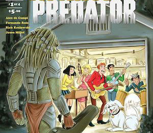 sdcc15avps - #SDCC15:  Dark Horse Exclusives Includes 3D Goon Print, Archie vs. Predator #1 Variant, Prometheus: Fire and Stone Slipcase, and More!