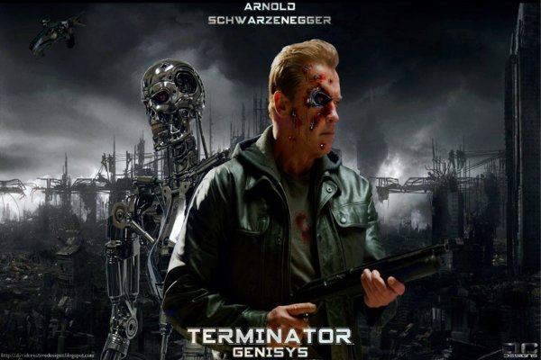 terminator genisys wallpaper - Immersive Experience Promises to Be a Terminator Threat