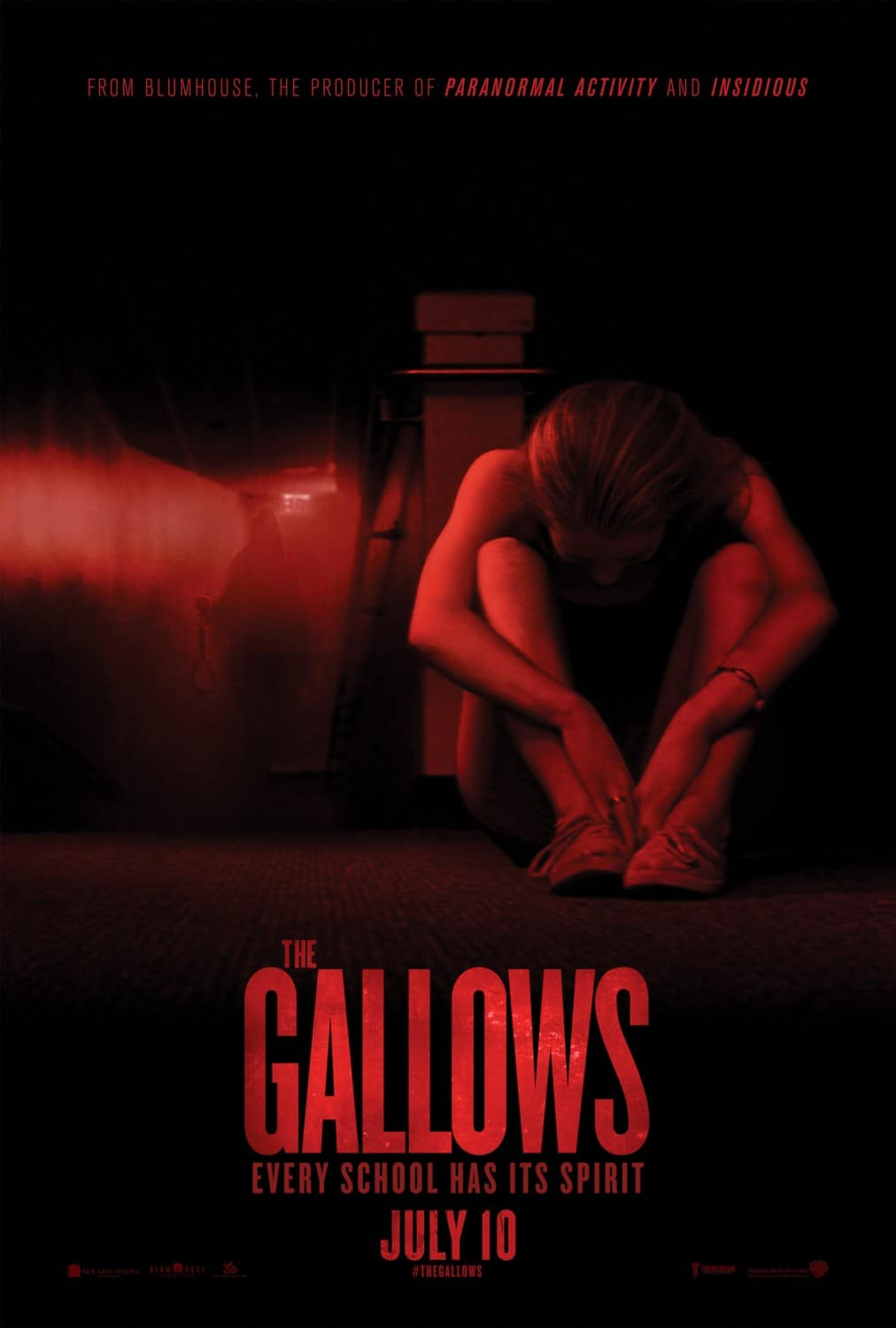thegallowsposter - Gallows, The (2015)