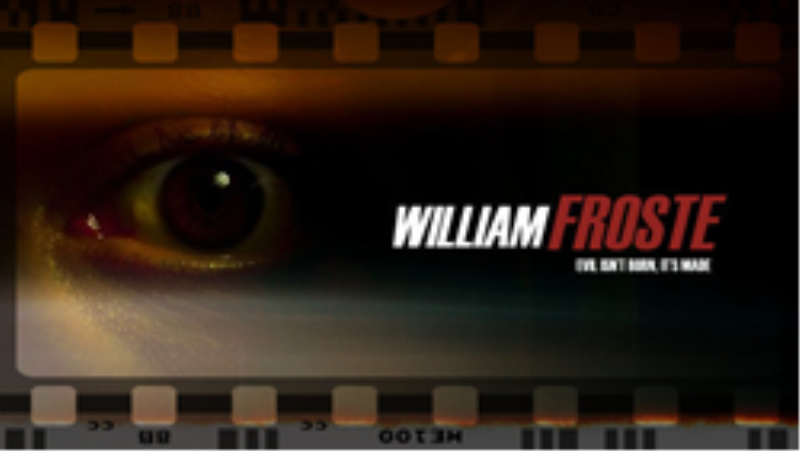 williamfrostart - Exclusive: Monster-Sized William Froste Cast Adds Two More Horror Legends