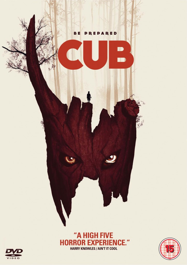 Cub DVD Final 2D 723x1024 - Cub Opens in the UK and Ireland 31 July; DVD Follows 3 August