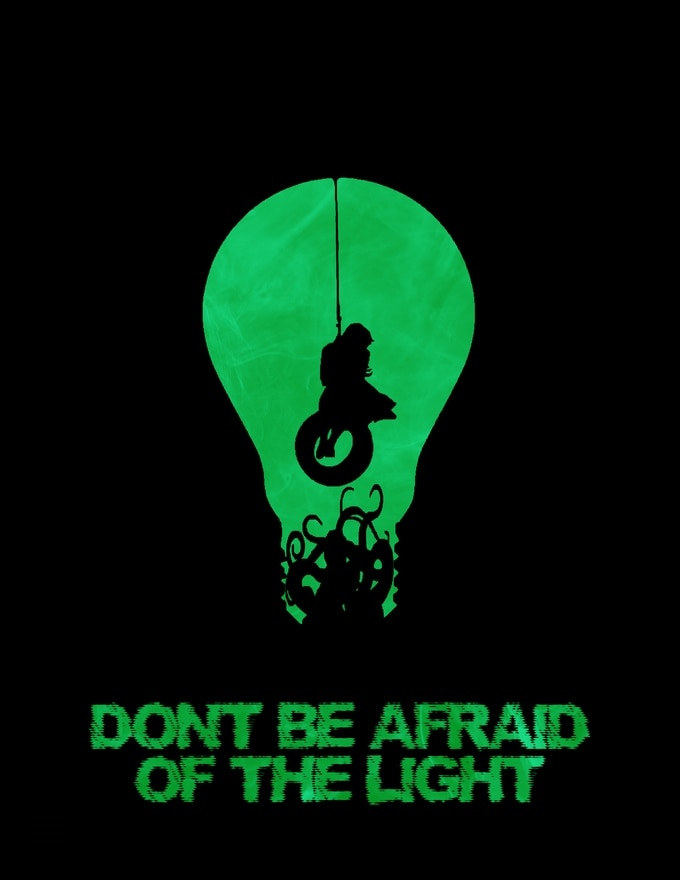 Don't Be Afraid of the Light