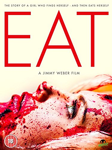 Eat Monster Pictures UK DVD Sleeve