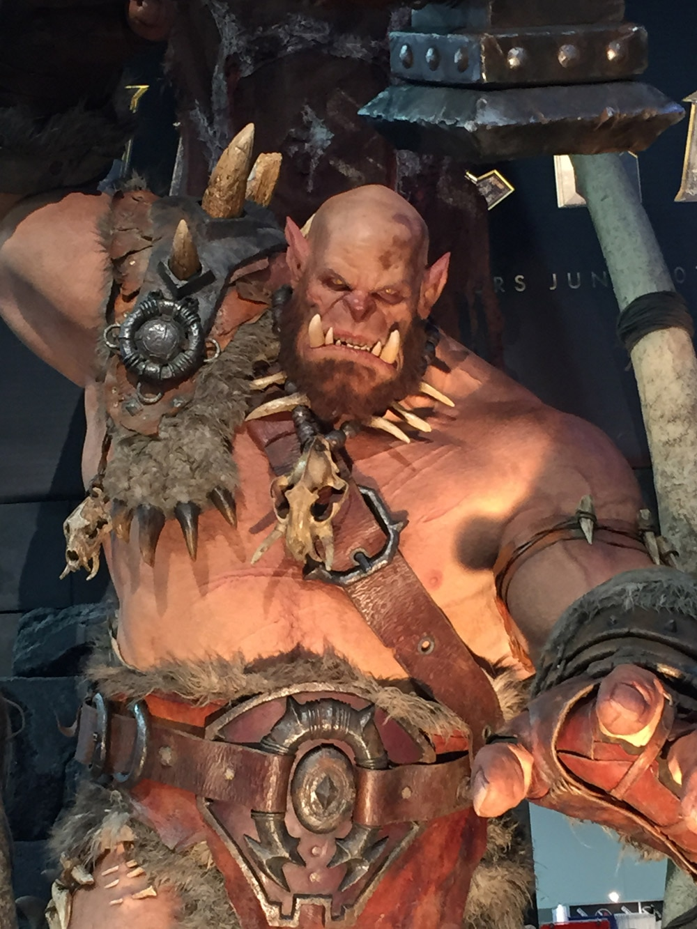 IMG 7707 - #SDCC15: Legendary's Warcraft Brings on the Goods
