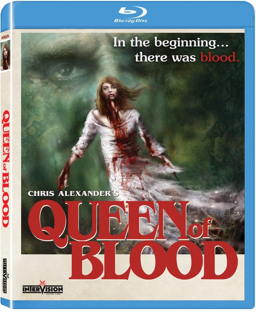 Queen of Blood Blu-ray