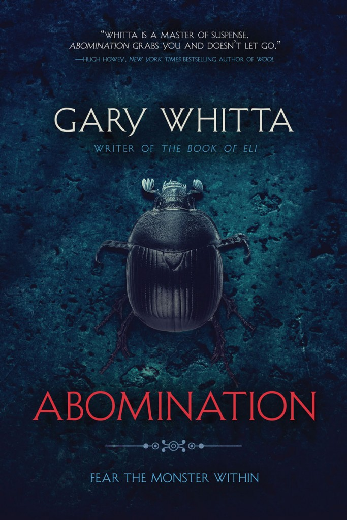 Whitta ABOMINATION CV 683x1024 - Gary Whitta's Abomination - Read the First Two Chapters