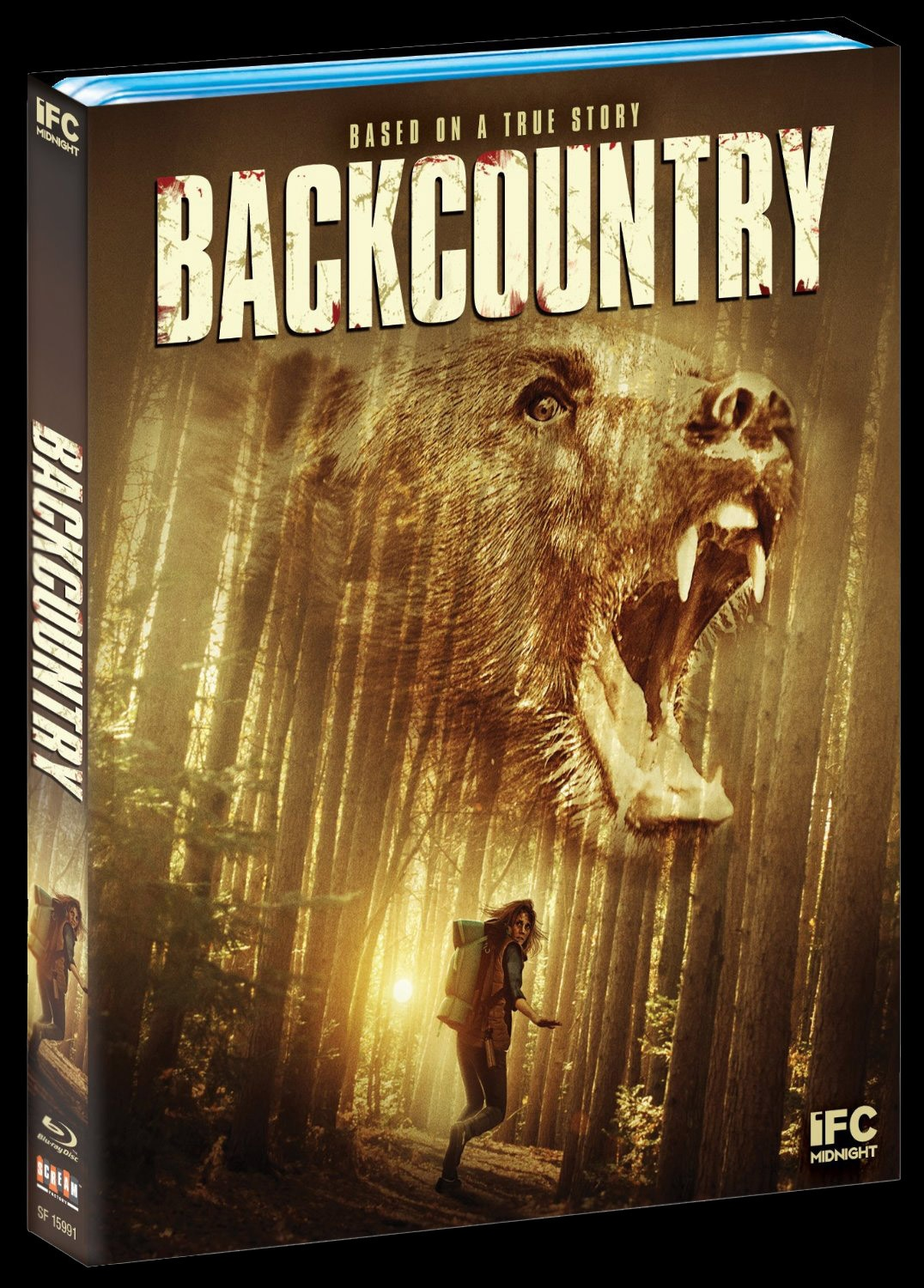 backcountry - Scream Factory and IFC Midnight Bring Home Backcountry and The Harvest