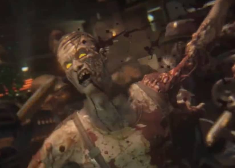 SDCC15: Watch Trailer for Call of Duty: Black Ops 3 Zombie