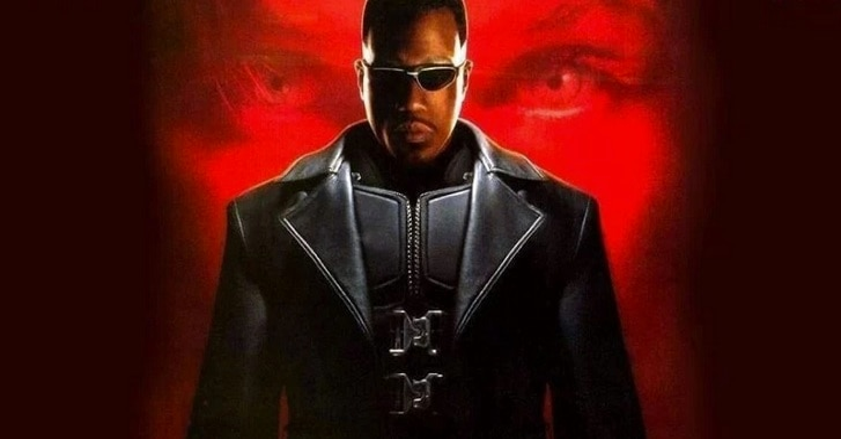 blade - WWE Studios Tags in Wesley Snipes