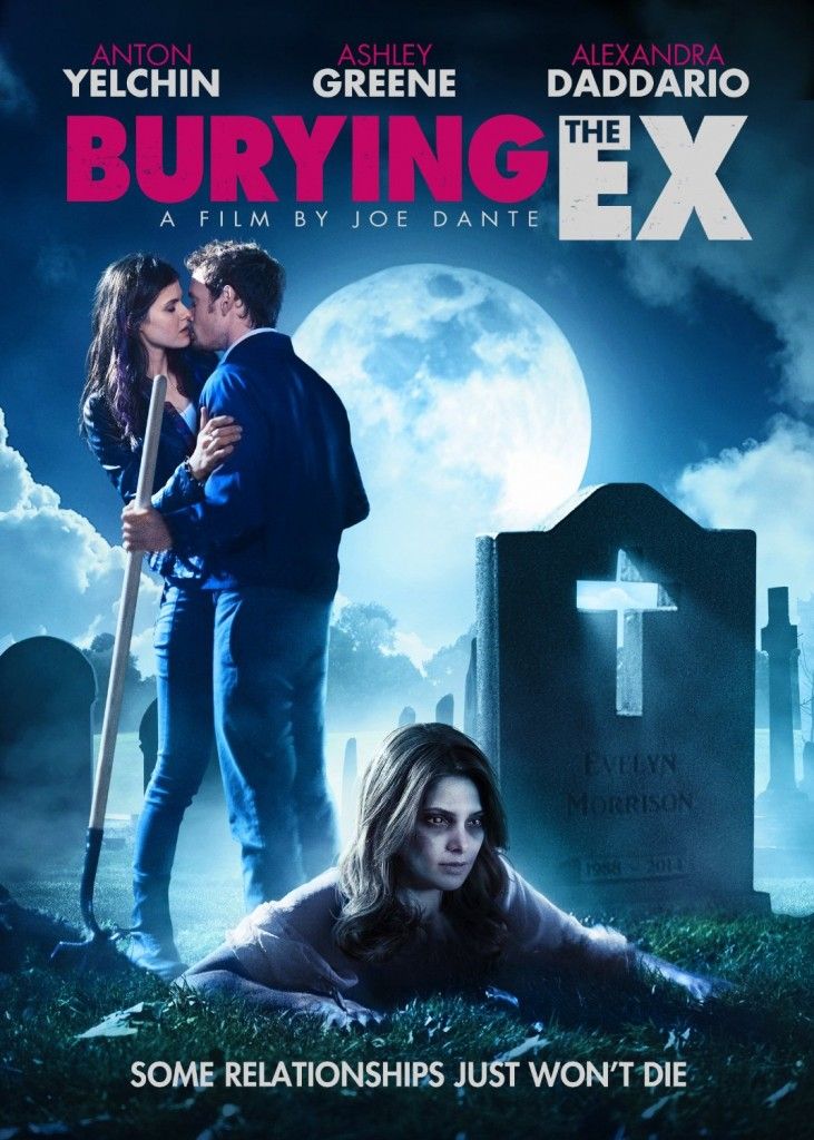 burying the ex 731x1024 - Top 7 Joe Dante Films