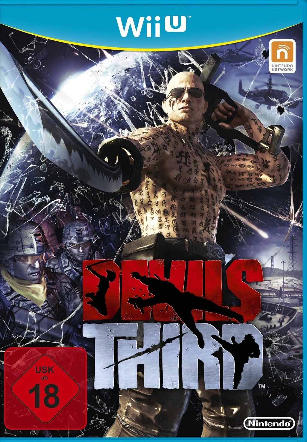 devils third box art - Nintendo Reveals Release Dates for Fatal Frame: The Black Haired Shrine Maiden and The Devil's Third