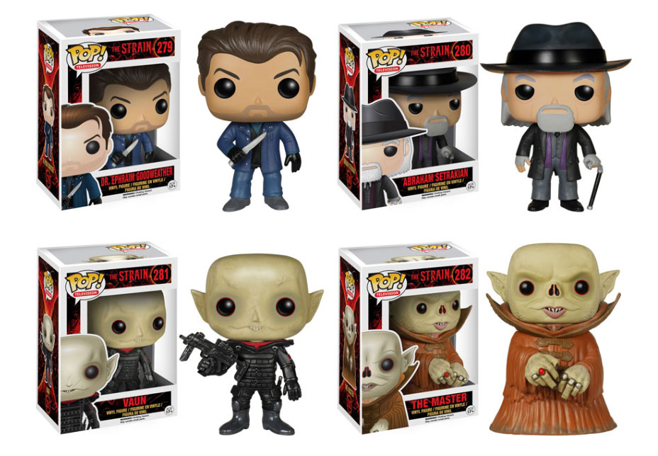 Funko Announces The Strain The Exorcist And Rocky Horror Pop