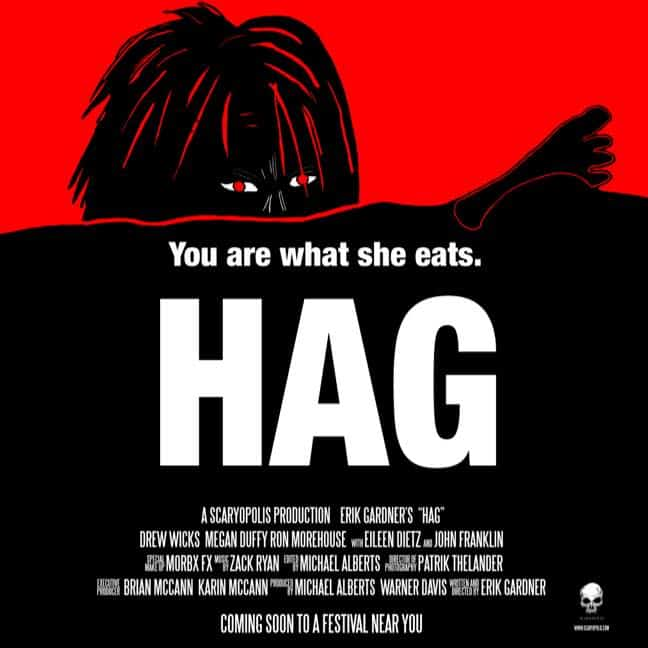 hag - #SDCC15: See the New Trailer for Erik Gardner's Hag Short Film
