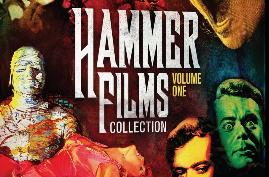 hammer films - DVD and Blu-ray Releases: October 6, 2015