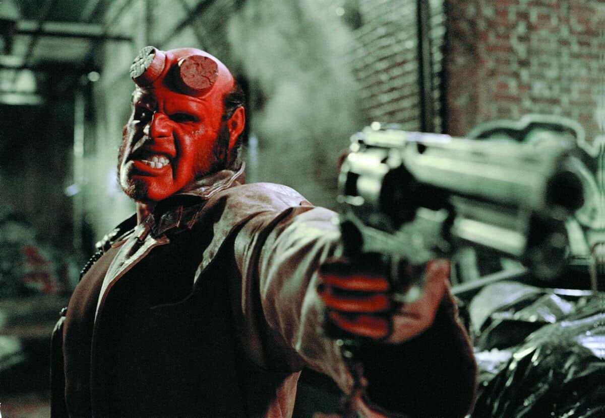 hellboy - Ron Perlman Comments on What Hellboy 3 Would've Been