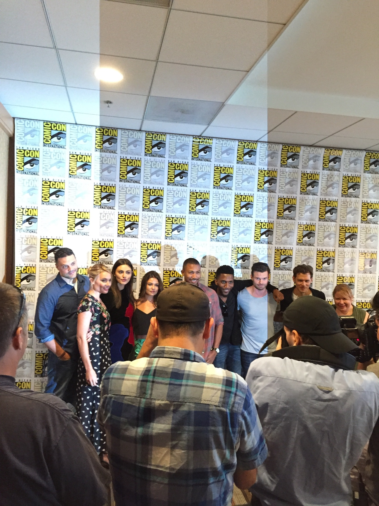 The Originals - 2015 San Diego Comic-Con