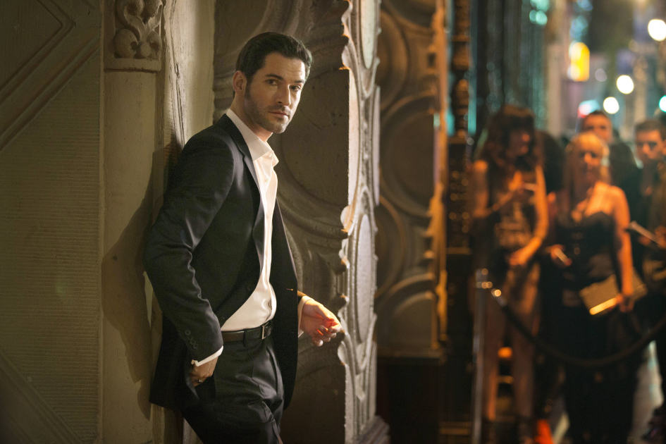 lucifer - #SDCC15: See the Lucifer Panel Highlights; New Comic Coming from Vertigo!