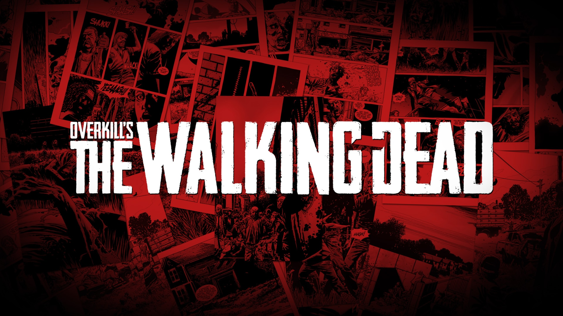 ovktwd - #SDCC15: Experience Overkill's The Walking Dead On-site with the StarVR Headset
