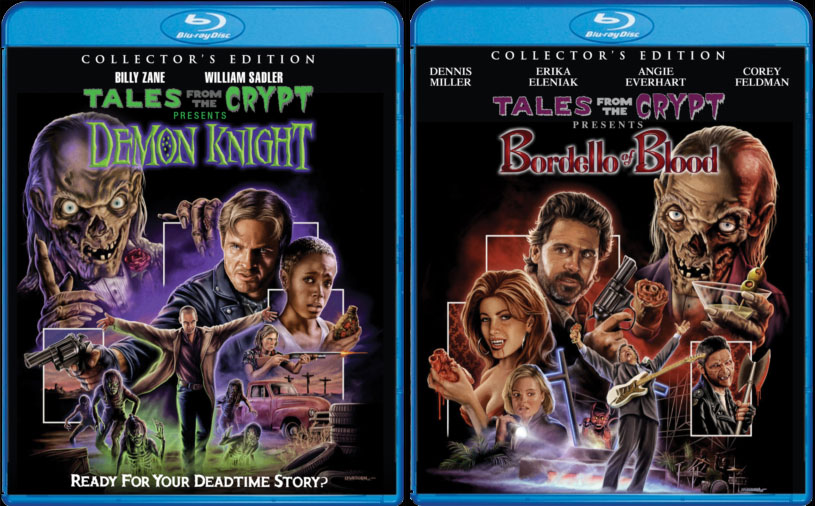 tales movies - Scream Factory Releases Tales from the Crypt: Demon Knight and Bordello of Blood Blu-ray Details