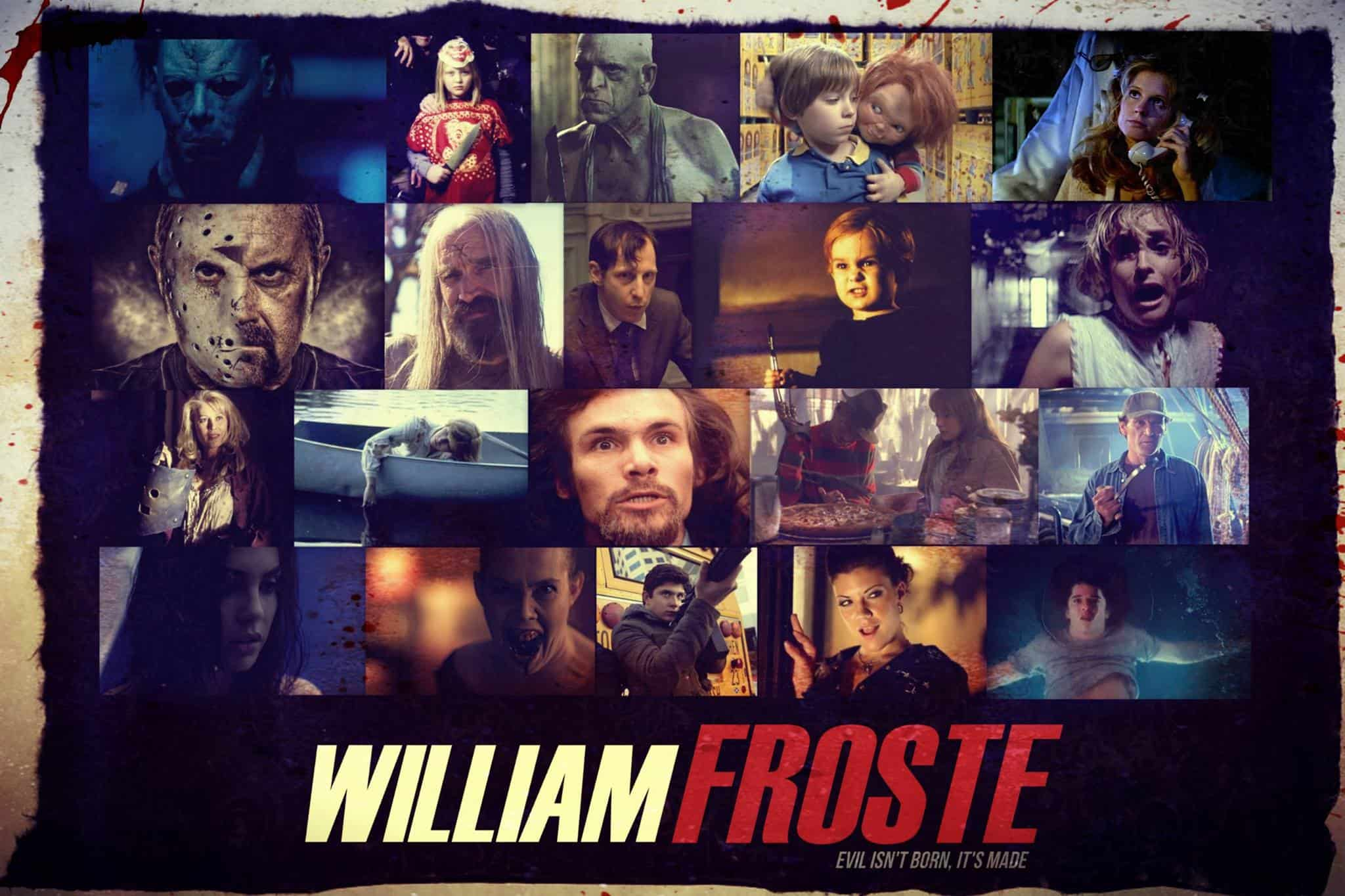 williamfrosteposter - Jordan Ladd and Garrett Ryan Added to Growing William Froste Cast