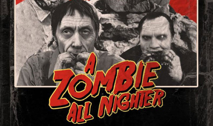 zombie allnighter 2015s - UK Zombie Fans: Join Grimm Up North for an All-Nighter in September