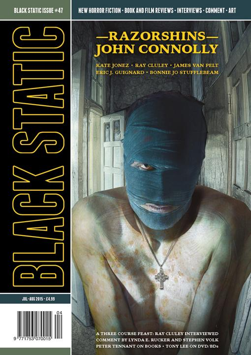 Black Static Magazine Issue 47 Cover