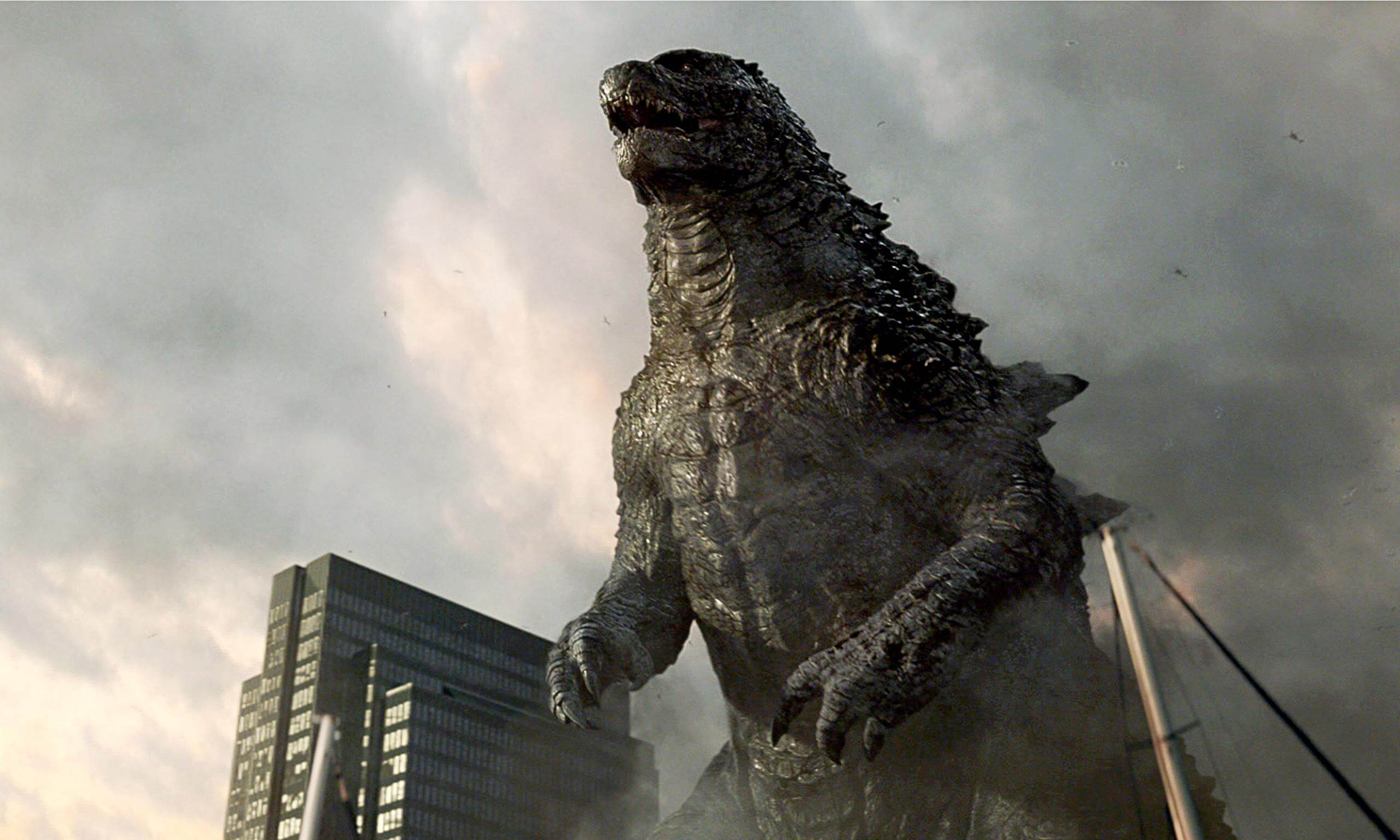 Godzilla 1 - Godzilla: King of the Monsters - Tom Woodruff, Jr., Working on Film; Practical Monster FX Inbound