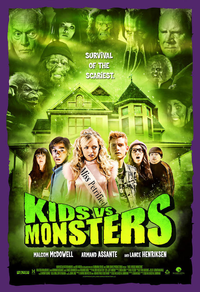 Kids vs. Monsters Poster - Kids vs. Monsters Prepares to Rumble on Digital HD and VOD