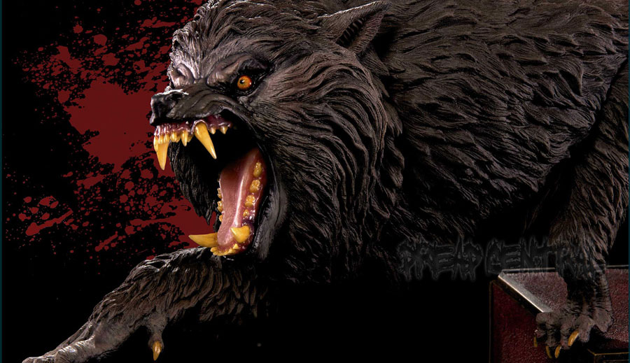 Pop Culture Shock Collectibles American Werewolf In London Kessler Wolf Statue s - An American Werewolf in London Fans Finally Getting the Collectible They Crave!