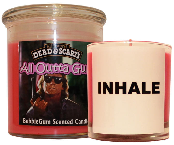 candle 1 - Make Your House Smell Scary Good With These Horror Movie Candles