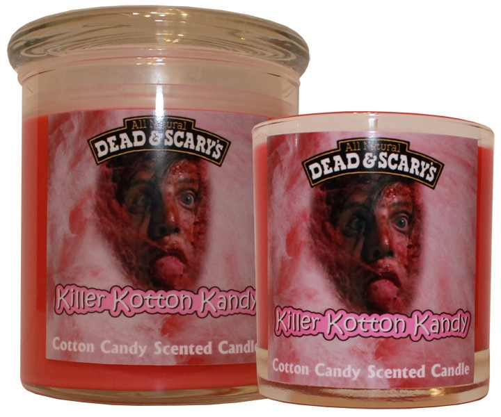 candle 3 - Make Your House Smell Scary Good With These Horror Movie Candles