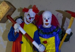 Clowns with Axes