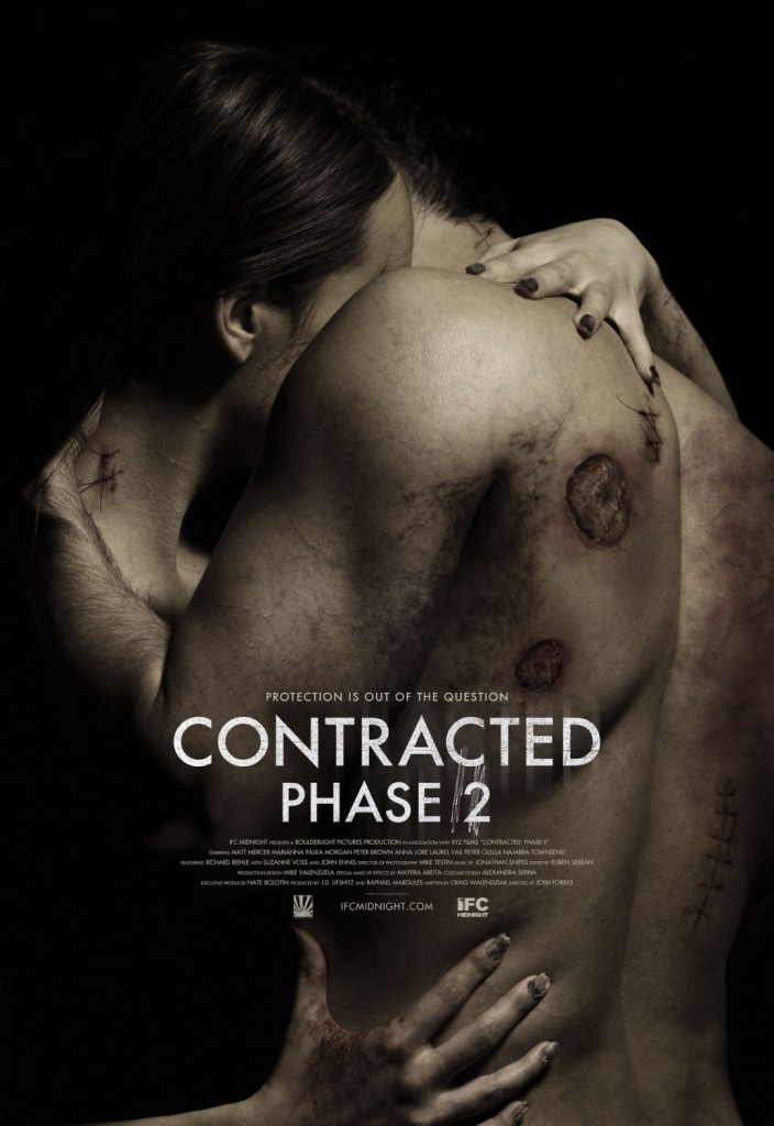 contracted phase 2 - New Contracted: Phase 2 Poster Is Infectiously Disgusting